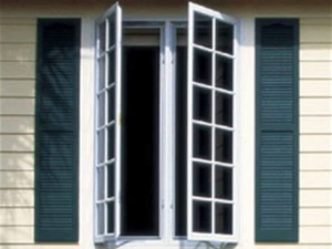 Double Casement Windows Installation