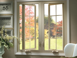 Double Casement Windows