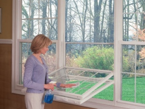Home Double Hung Windows Installation
